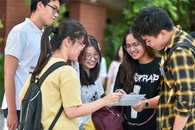 Bộ Giáo dục chính thức công bố điểm thi THPT quốc gia 2019 - 1