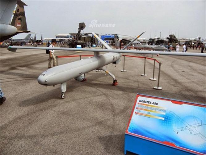 Dang gom may bay khong nguoi lai cuc khung Philippines mua tu Israel-Hinh-4