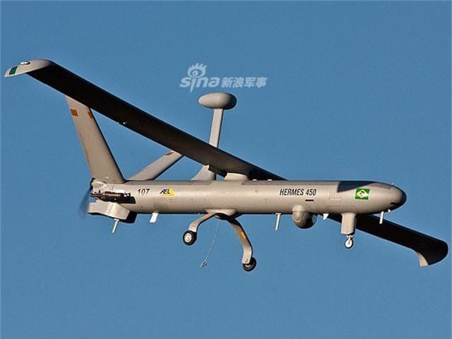 Dang gom may bay khong nguoi lai cuc khung Philippines mua tu Israel-Hinh-5