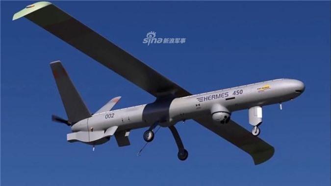 Dang gom may bay khong nguoi lai cuc khung Philippines mua tu Israel-Hinh-6