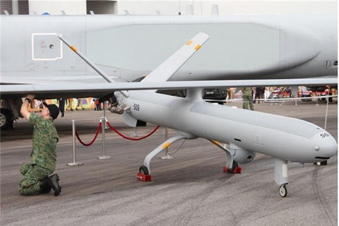 Dang gom may bay khong nguoi lai cuc khung Philippines mua tu Israel-Hinh-9