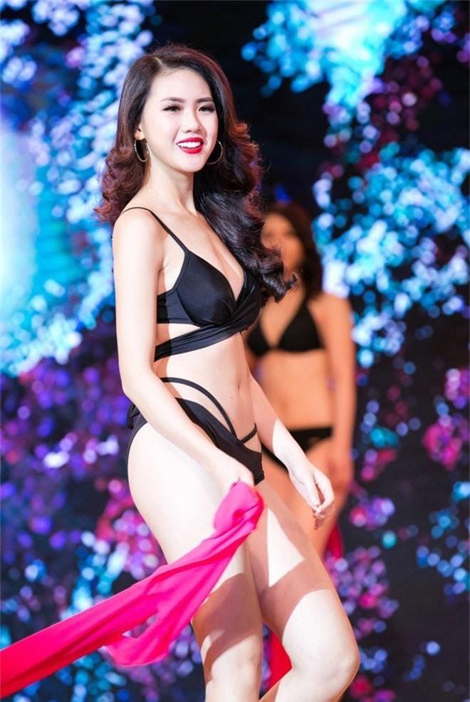 Siêu mẫu Việt Nam 2018: Vóc dáng nóng bỏng, nhiều đại gia theo đuổi - Ảnh 8.