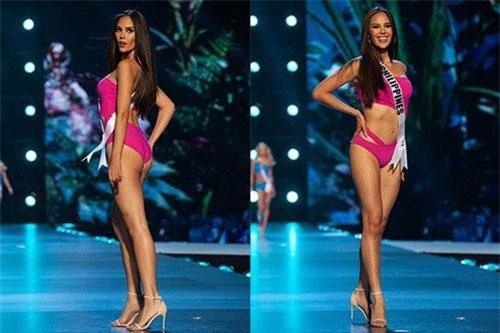 Màn catwalk của Miss Universe 2018.