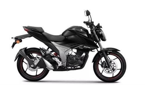 2019 Suzuki Gixxer ra mắt