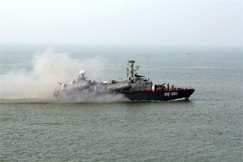 Tàu tên lửa tấn công nhanh Osa II của Hải quân Việt Nam. Ảnh: Quân đội nhân dân.