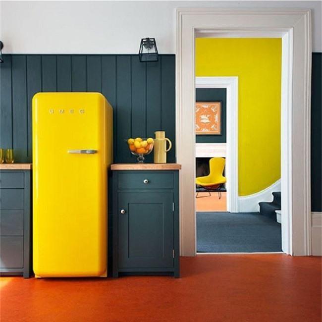 4 quy tắc vàng mà bạn cần phải biết trong việc phối màu sắc thiết kế cho các không gian nhà - Ảnh 10.