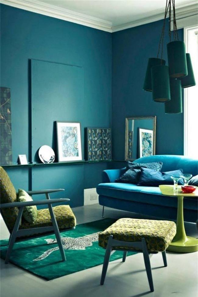 4 quy tắc vàng mà bạn cần phải biết trong việc phối màu sắc thiết kế cho các không gian nhà - Ảnh 13.