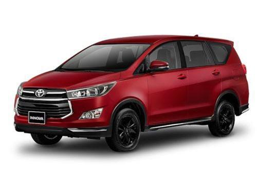 9. Toyota Innova (doanh số: 5.949 chiếc).