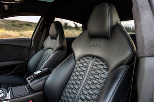 Biến Audi RS7 Sportback thành xe bọc thép nhanh nhất thế giới - 11