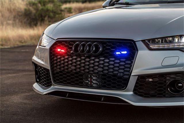 Biến Audi RS7 Sportback thành xe bọc thép nhanh nhất thế giới - 4