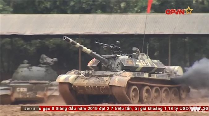 "Viet Nam ""lot xac"" T-54 giup linh tang dua tai o Tank Biathlon-Hinh-10"