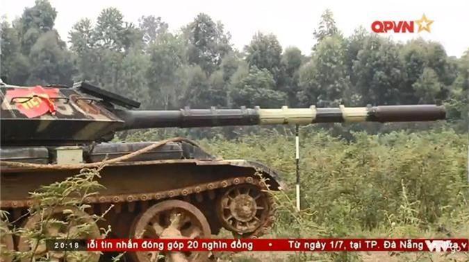 "Viet Nam ""lot xac"" T-54 giup linh tang dua tai o Tank Biathlon-Hinh-8"