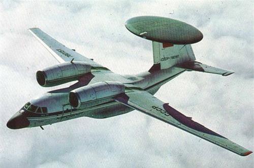 Máy bay chỉ huy cảnh báo sớm trên không An-71. Ảnh: Wikipedia.