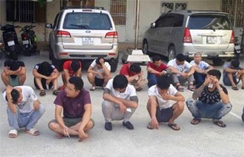Công an xác định hơn 30 người dương tính với ma tuý khi kiểm tra đột xuất một quán karaoke ở Đà Nẵng sáng 15/7