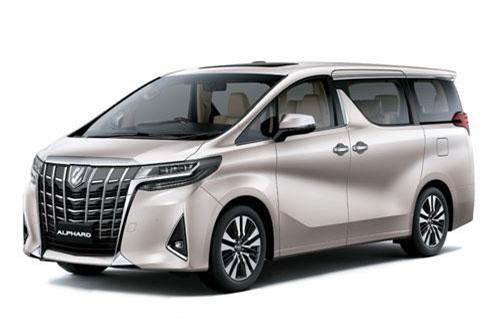 Toyota Alphard (doanh số: 45 chiếc).