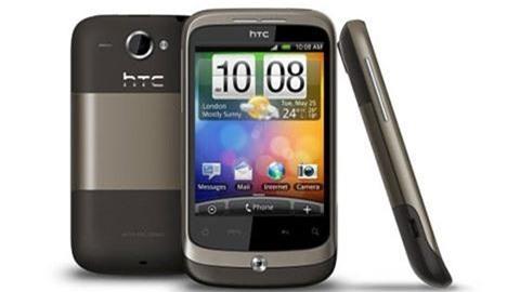 HTC sắp làm mới dòng điện thoại Wildfire, giá rẻ