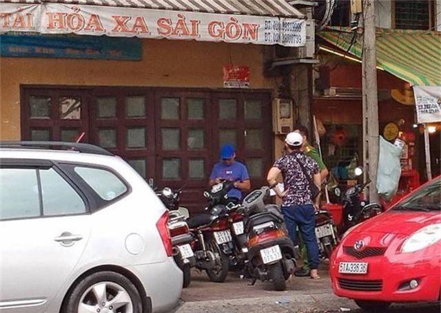 Sát hại vợ trước ga Sài Gòn vì không níu kéo được tình cảm - 1