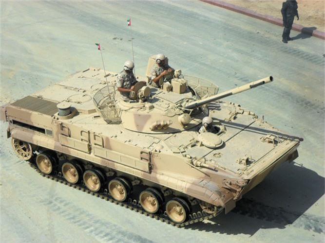Them thuong dan xe thiet giap BMP-3 Nga san xuat cho Iraq-Hinh-7