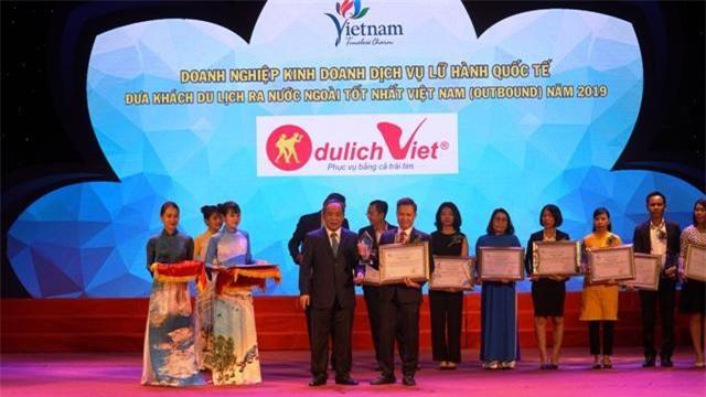 Đại diện Du lịch Việt