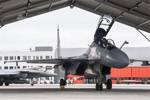 Theo thông báo, cuộc diễn tập quân sự chung mang tên Garuda VI giữa không quân Pháp và Ấn Độ diễn ra từ ngày 1 đến ngày 14/7 tại phía Tây Nam của nước Pháp.