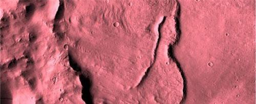 Bức ảnh của NASA cận cảnh sao Hỏa