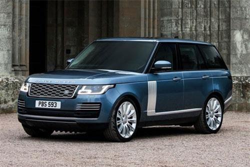 2. Land Rover Range Rover.