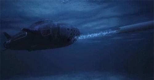 Sức mạnh của tàu ngầm SMX-26 là cực kỳ đáng nể. Ảnh: DCNS.