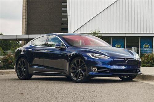 4. Tesla Model S.