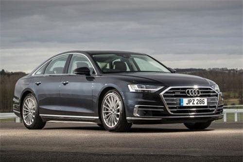 5. Audi A8.