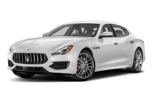 8. Maserati Quattroporte GTS 2019 (vận tốc tối đa: 311 km/h).