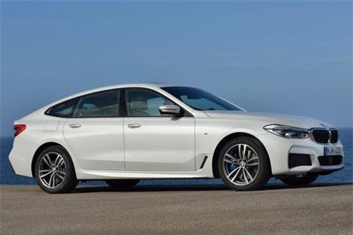 9. BMW 6 Series Gran Turismo.