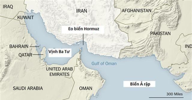 Anh đưa tàu chiến thứ 3 tới vịnh Ba Tư giữa căng thẳng với Iran - 2