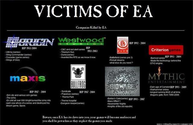 Bị game thủ ném đá suốt ngày, vì sao EA vẫn cứ hốt bạc đều đều? - Ảnh 7.
