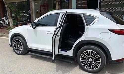 Mazda CX-5 do mam Mercedes GLC250 - chat choi hay nua mua-Hinh-3