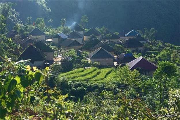 10 làng quê Việt Nam đẹp như miền cổ tích - 4