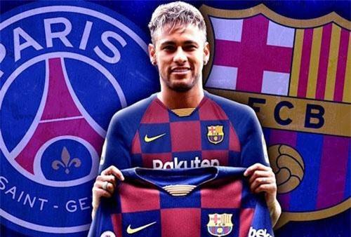 Barca muốn tái hợp với Neymar ngay trong hè này