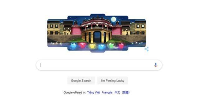 Google lần đầu tiên đưa Hội An lên trang chủ tìm kiếm tại Việt Nam - 1