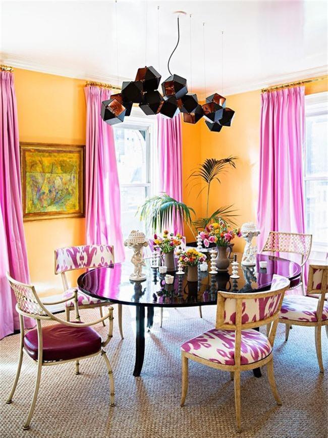 Mẹo nhỏ trong cách sử dụng màu sắc cho không gian sống gia đình thêm phần ấn tượng - Ảnh 10.