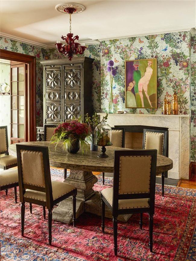 Mẹo nhỏ trong cách sử dụng màu sắc cho không gian sống gia đình thêm phần ấn tượng - Ảnh 12.