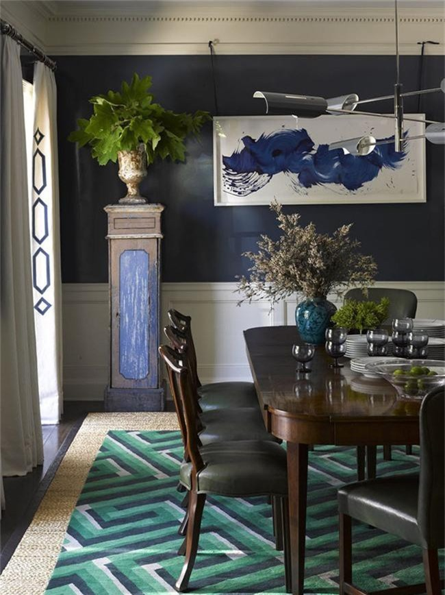 Mẹo nhỏ trong cách sử dụng màu sắc cho không gian sống gia đình thêm phần ấn tượng - Ảnh 2.
