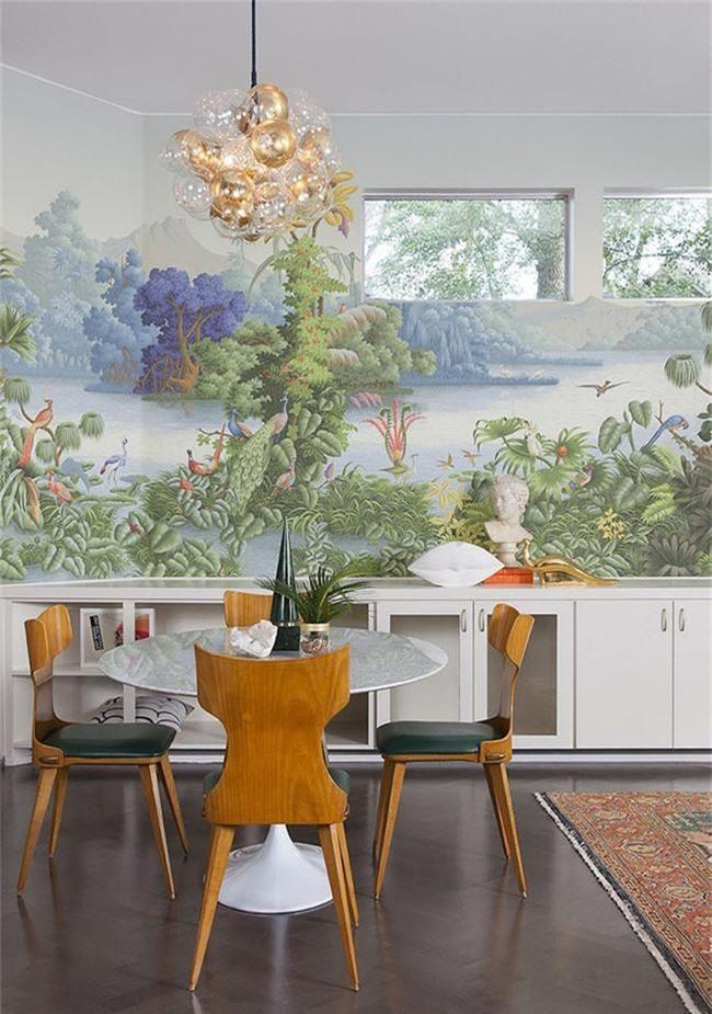Mẹo nhỏ trong cách sử dụng màu sắc cho không gian sống gia đình thêm phần ấn tượng - Ảnh 3.