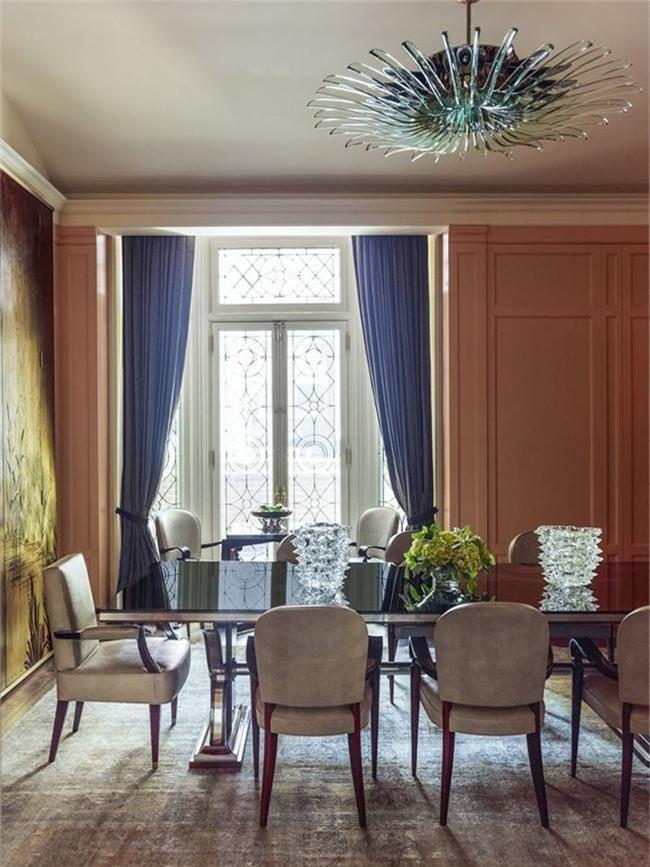 Mẹo nhỏ trong cách sử dụng màu sắc cho không gian sống gia đình thêm phần ấn tượng - Ảnh 4.