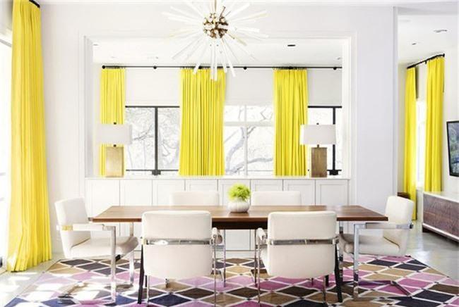 Mẹo nhỏ trong cách sử dụng màu sắc cho không gian sống gia đình thêm phần ấn tượng - Ảnh 5.