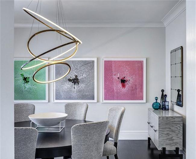 Mẹo nhỏ trong cách sử dụng màu sắc cho không gian sống gia đình thêm phần ấn tượng - Ảnh 6.