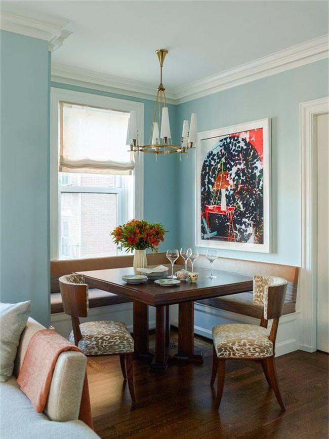 Mẹo nhỏ trong cách sử dụng màu sắc cho không gian sống gia đình thêm phần ấn tượng - Ảnh 7.