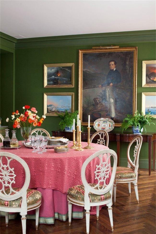 Mẹo nhỏ trong cách sử dụng màu sắc cho không gian sống gia đình thêm phần ấn tượng - Ảnh 8.