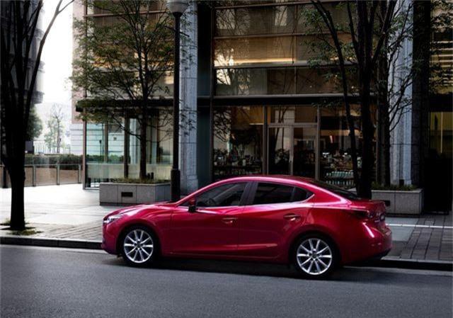 Vượt mốc 50.000 xe, Mazda3 ưu đãi lên đến 70 triệu đồng - 3