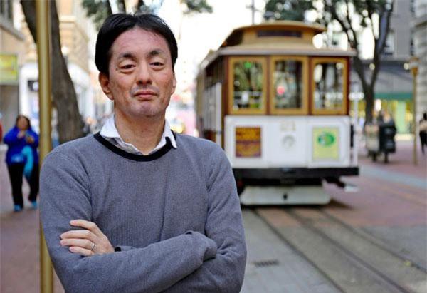 Shintaro Yamada. Ảnh: Nikkei Asian Review