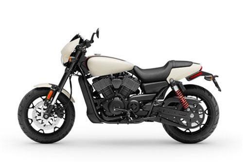 3. Harley-Davidson Street Rod 2019 (giá: 8.699 euro).