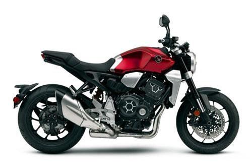 4. Honda CB1000R 2019 (giá: 13.499 euro).